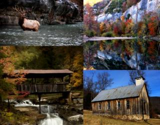 Ponca, Arkansas Unincorporated community in Arkansas, United States