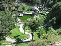 Pond of the Dances, Vittoriale degli italiani - aerial view.jpg
