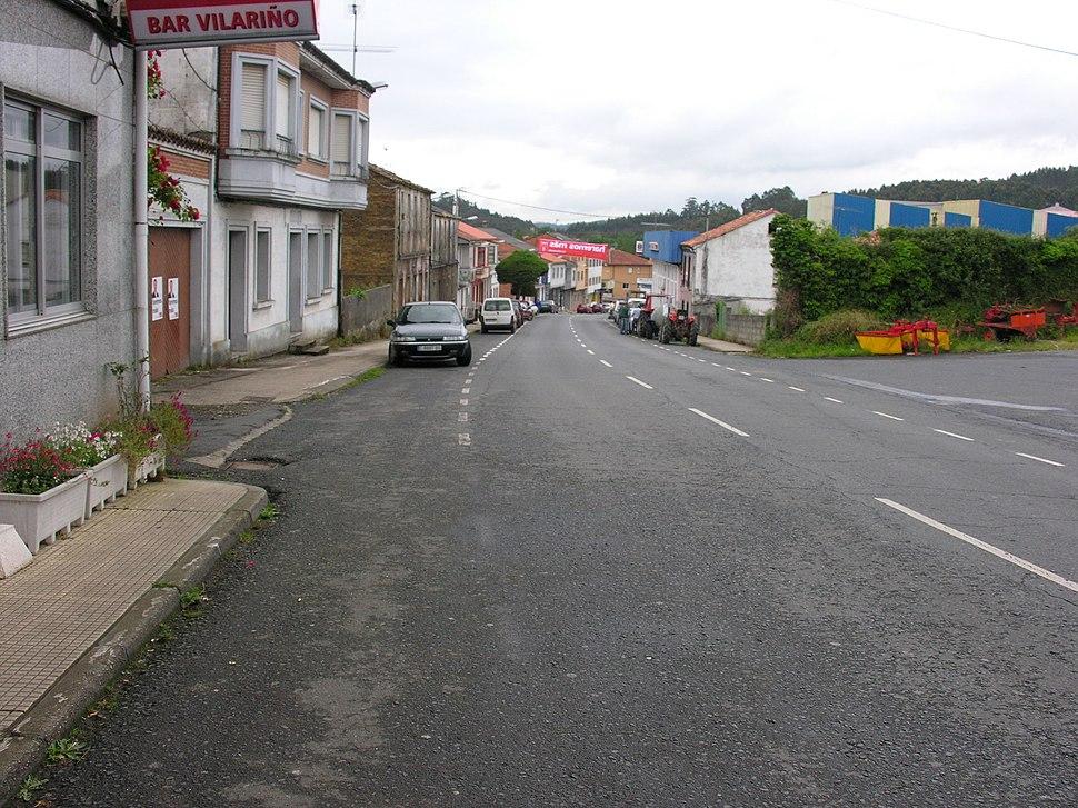 Ponte Carreira. Gafoi (Santa Mariña). Frades. Galicia 009