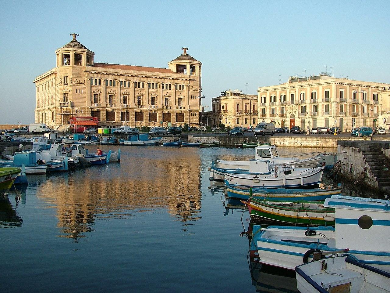 курорты сицилии