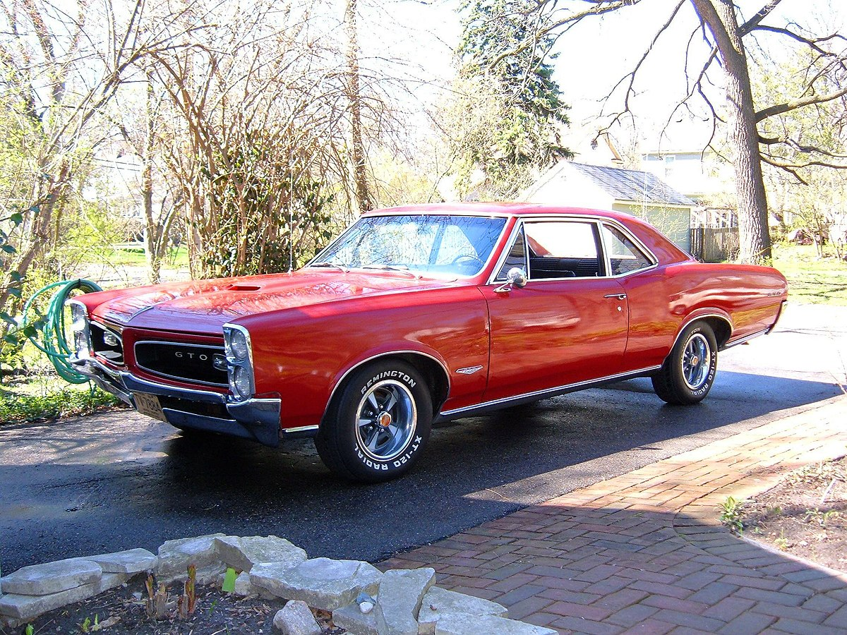 Muscle Car Wikipedia - Muscle car