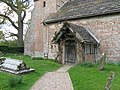 Porch at St Peters Church - geograph.org.uk - 1273595.jpg