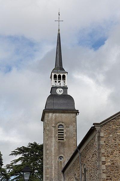 Église Sainte-Marie-Madeleine de Port-Brillet.