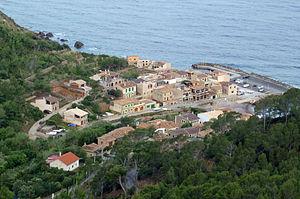 Port Valldemossa auf der Insel Mallorca