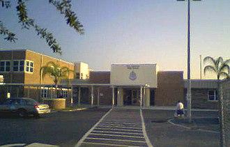 Port Charlotte High School - Image: Port Charlotte High School (Florida)
