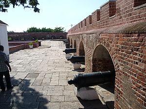 Port Royal - Port Royal Fort defences