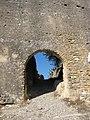 Porta d'accés al Castell de Cervera del Maestrat.jpg