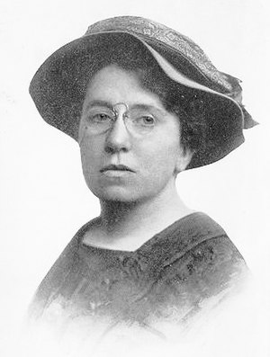 English: Emma Goldman, anarchist activist and ...