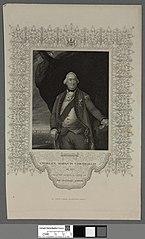 Charles, Marquis Cornwallis OB. 1805