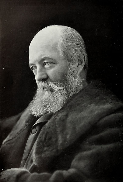 Portrait of Frederick Law Olmsted