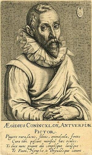 Coninxloo, Gilles van (1544-1607)