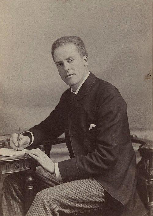 Portrait of karl pearson