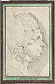 Portrait of a Young Lady Drawn in Left Profile MET DP803696.jpg