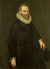 Portrait of Dirck Hasselaer (1581-1645)