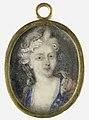 Portret van een vrouw, vermoedelijk Christiane Charlotte van Württemberg (1694-1729) Rijksmuseum SK-A-4381.jpeg