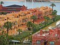 Portugal - Algarve - Portimao - orange and yellow houses at the marina (25096870564).jpg