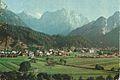 Postcard of Kranjska Gora 1962.jpg