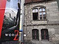 Poster for World War Z with War-Damaged Facade - Eastern Berlin - Germany (9153012761).jpg