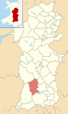 Powys UK wards - Yscir locator.png