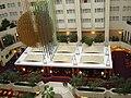 Praha, Hotel Hilton, interiér 02.jpg