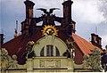 Praha - Masarykovo nábřeží - View SE & Up on Goethe Institut - Jugendstil (Former DDR Embassy).jpg