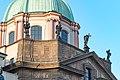 Praha 1, Křižovnické náměstí, Kostel svatého Františka z Assisi 20170809 002.jpg