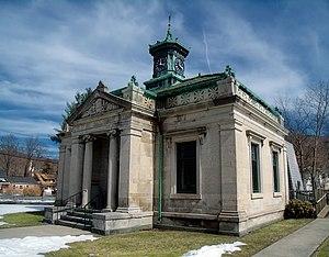 New Milford, Pennsylvania - Image: Pratt Memorial Library