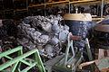 Pratt and Whitney R-4360 radial piston engine RFront InStorage FOF 27March2010 (14403993020).jpg