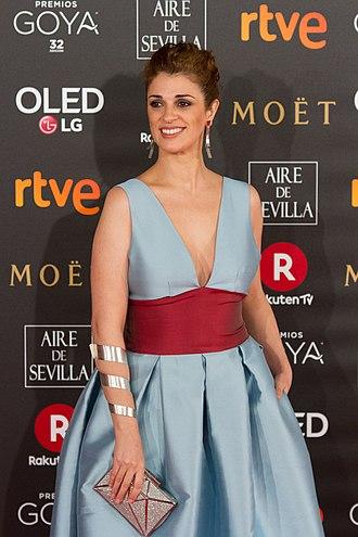 Ruth Gabriel - Gabriel at the 32nd Goya Awards in 2018