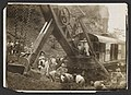 Pres. Theodore Roosevelt on steam-powered digging machine during construction of the Panama Canal LCCN2002714444.jpg