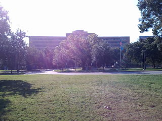 Texas Health Presbyterian Hospital Dallas Hospital in Texas, U.S.