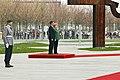 Presidente Correa es recibido por Angela Merkel en Berlín (8658649598).jpg