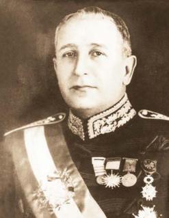 Jorge Ubico President of Guatemala