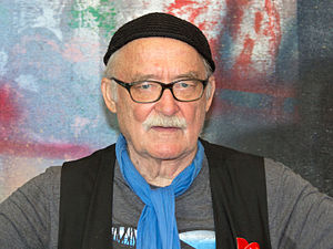 Hans W. Geißendörfer - Image: Pressetermin 30 Jahre Lindenstraße Hans W. Geißendörfer 9149