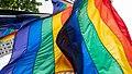 Pride Flags at Rockefeller Center New York City 2021 (51277370905).jpg