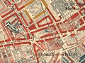 Printed Map Descriptive of London Poverty 1898-1899. Sheet 6. West Central District (22128356184) (Except).jpg
