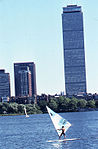 Prudential Tower, from the Charles River (8610211324).jpg