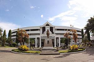 Bago, Negros Occidental - Image: Public Plaza in Bago City