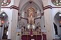 Puducherry Church of the Sacred Heart interior.jpg