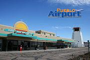 Pueblo Memorial Airport
