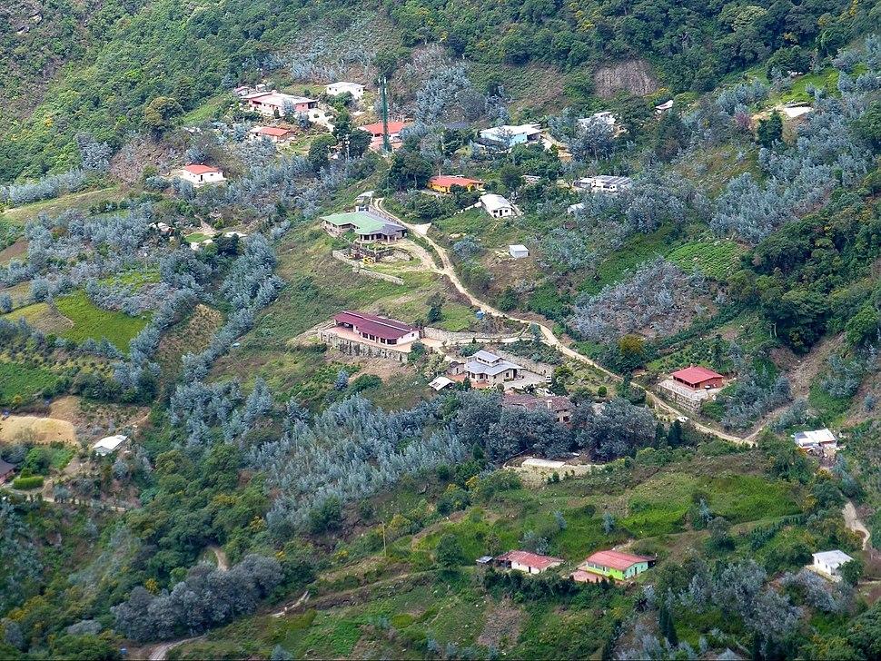 Pueblo de Galipán