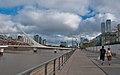 Puente de la Mujer, Puerto Madero, Buenos Aires, Argentina, 29th. Dec. 2010 - Flickr - PhillipC (2).jpg