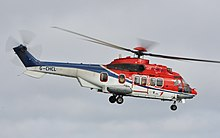 A CHC Helicopter EC225 on approach 8fd7172a15