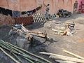 Pyre Platform - Sibpur Crematorium - Howrah 2012-01-14 0937.JPG