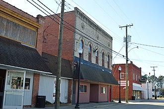 Holland Historic District (Suffolk, Virginia) - Commercial district