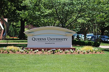 Queens University Of Charlotte >> Queens University Of Charlotte Wikipedia