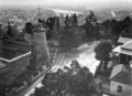 Queensland State Archives 184 Windmill Tower Wickham Terrace Brisbane looking west towards the William Jolly Bridge December 1933.png