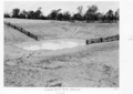 Queensland State Archives 4391 Empty Earth Tank 6000 yards Tiree 1952.png