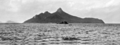 Queensland State Archives 983 Turtle hunting near Lindeman Island Lion Island in a distance c 1931.png