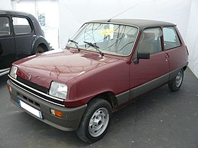 Renault 5 wikipedia renault 5 r5 autog sciox Image collections